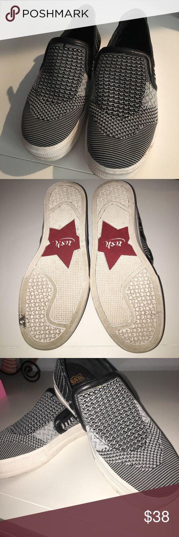 ASH SNEAKERS ASH worn twice sneakers/espadrilles!!! Ash Shoes Espadrilles