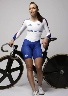 Victoria Pendleton, GB cyclist-love her!  #olympics #olympian #cycle #fitness #fit #healthy #sport #role model #personal trainer #london