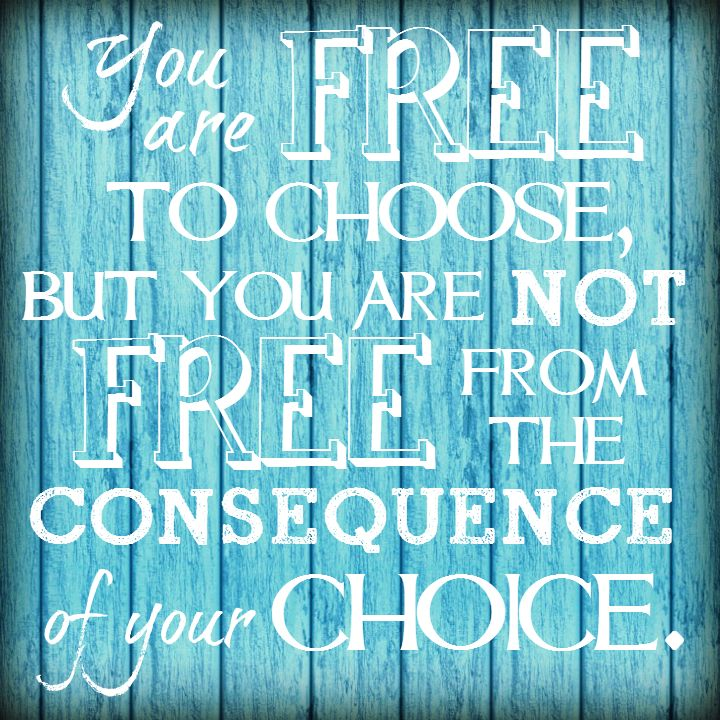 Image result for you are free to choose