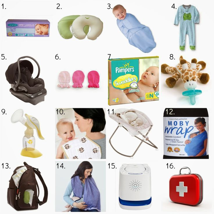 Are you pregnant and don't know what the heck you really need on your registry? Or, have you already had your baby shower want to make sure you got everything important? Here are 15 MUST HAVE NEWBORN items!