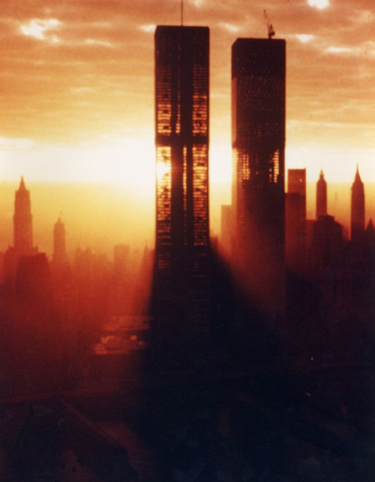 The Twin Towers, New York City