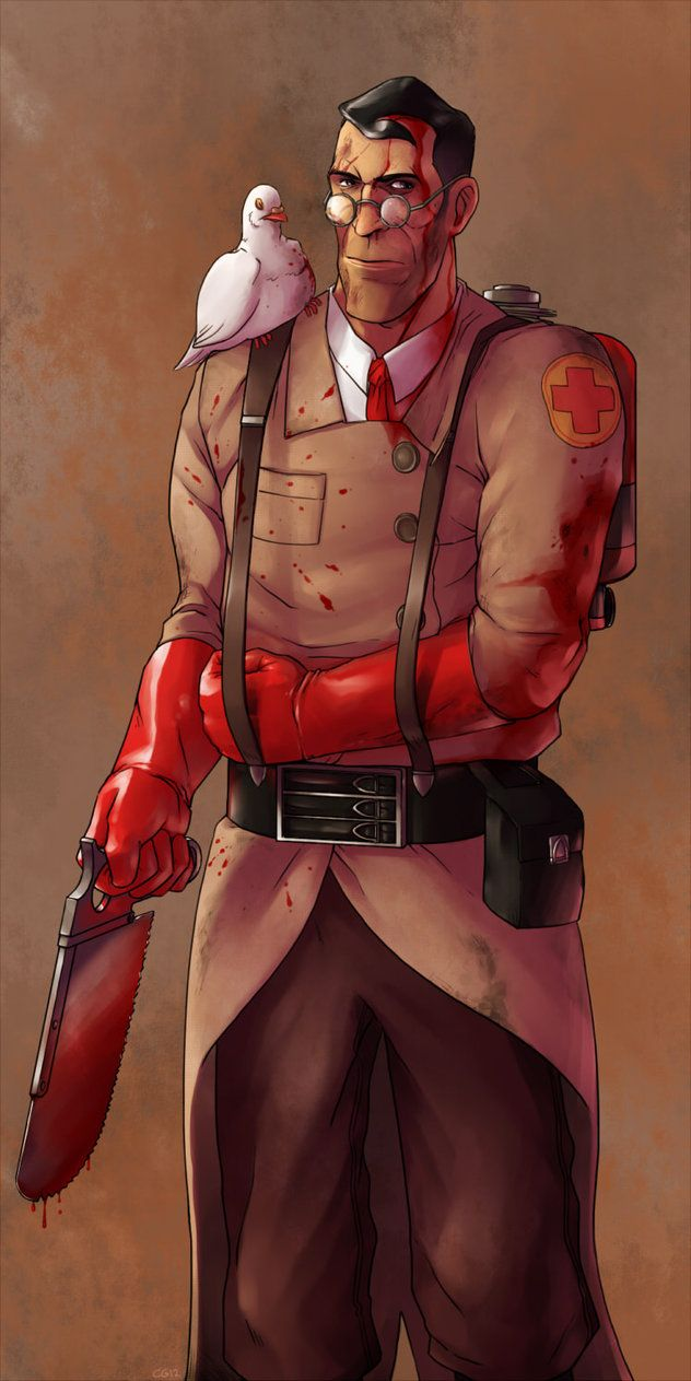 Tf2-Magic Medic by MadJesters1 on DeviantArt   Team