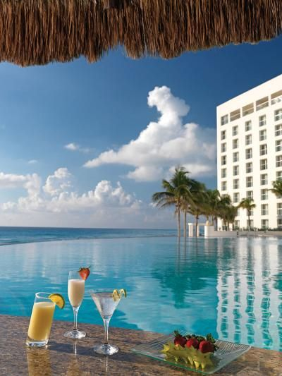 Le Blanc Spa Resort in Cancun, Mexico