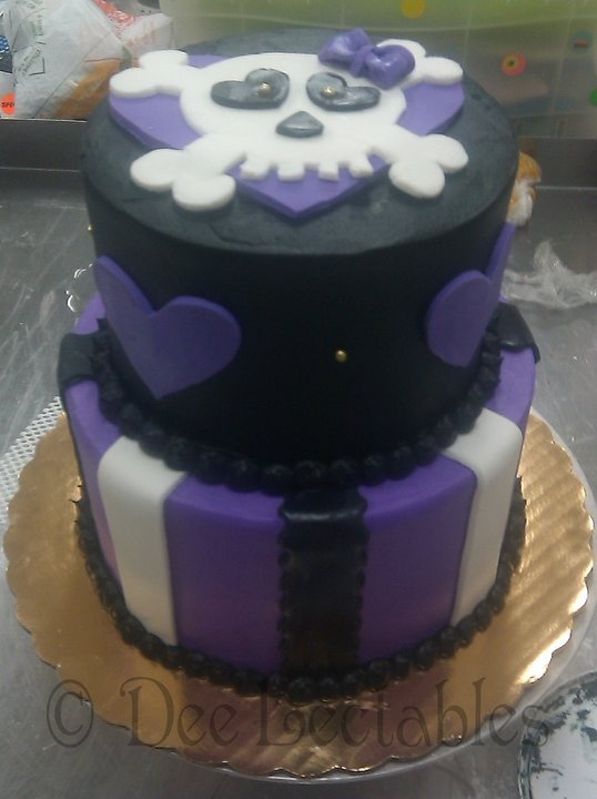 45 Best Birthday Cakes Images On Pinterest Anniversary Cakes