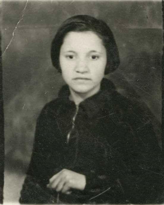 Violeta Parra-17 años