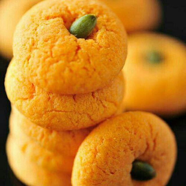 тыквенное печенье рецепт с фото должна