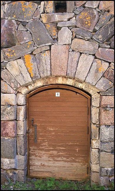entrance, door, Suomenlinna