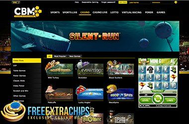 Casino review #307: CBMSport Casino is now live at FreeExtraChips.com!