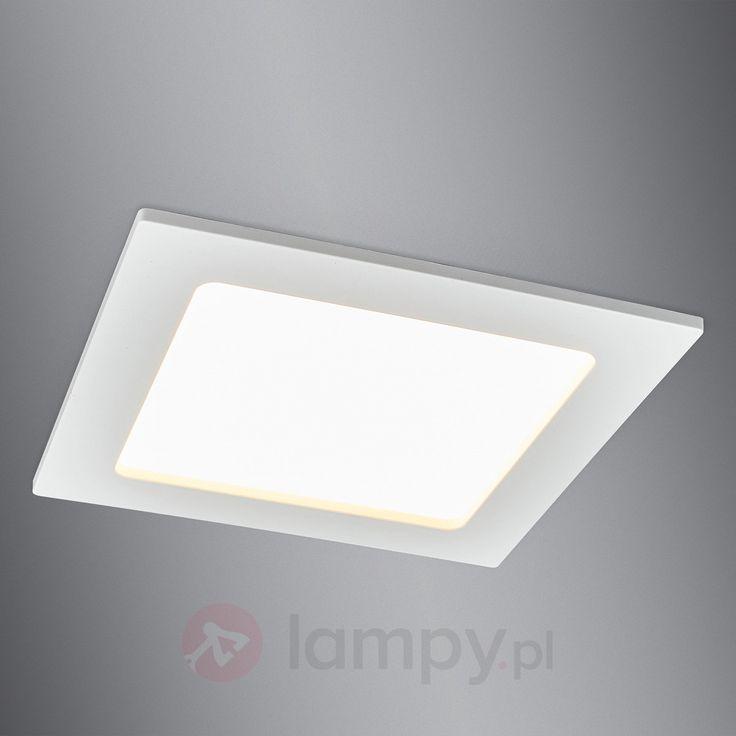 Prosty reflektor wpuszczany LED FEVA 9978017