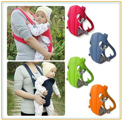 Front Carrier Backpack Sling Newborn Wrap Kangaroo Baby Products Strap Soft Cushion Child Rider carriers for Comfort hip