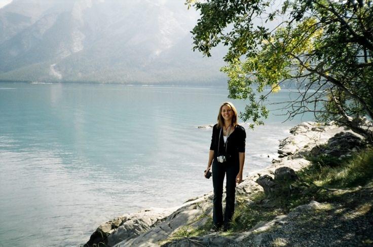 Lake Minnewanka in Alberta - LOVE this place, so beautiful everytime!
