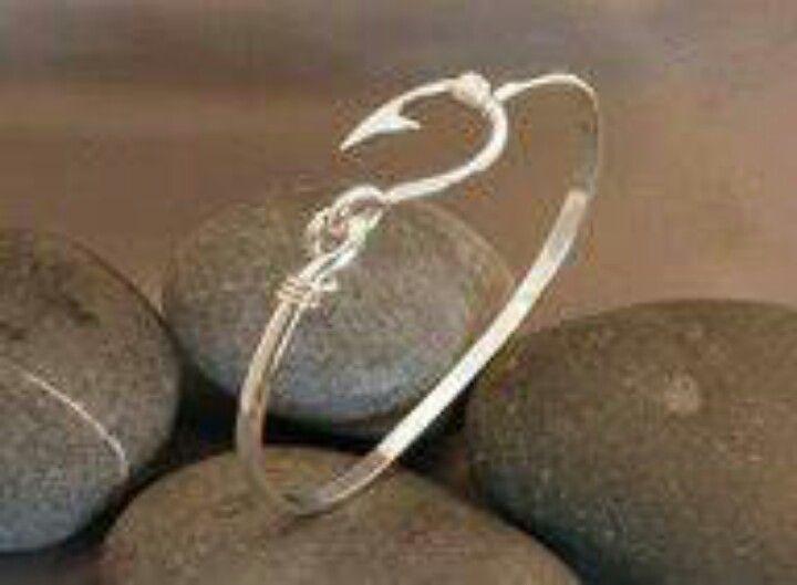 Fishing Swivel Bracelet Bchardgoods Co