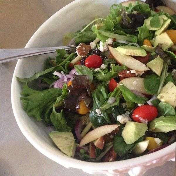 Raspberry And Walnut Kitchen: 1267 Best Images About Salad Recipes On Pinterest