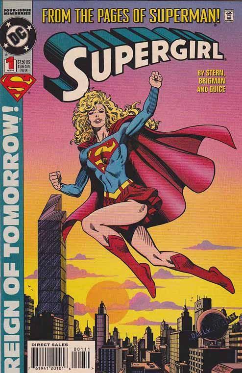 Rare And Classic Supergirl comics, Vintage Supergirl comics