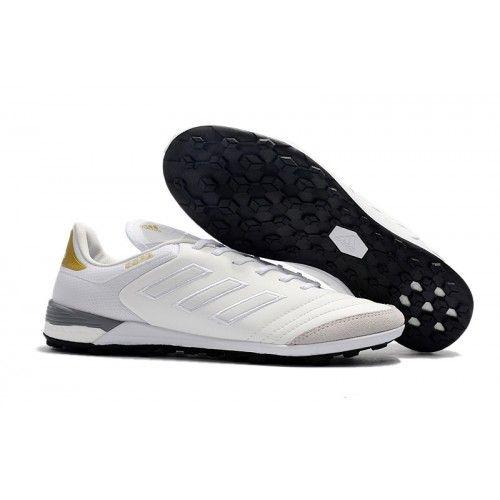 Adidas Copa 17.1 TF Fußballschuhe Weiß Schwarz