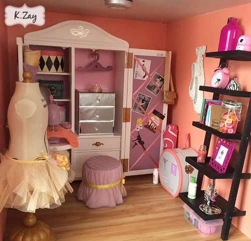 American Girl Doll Living Room Furniture: 25+ Best Ideas About American Girl Dollhouse On Pinterest