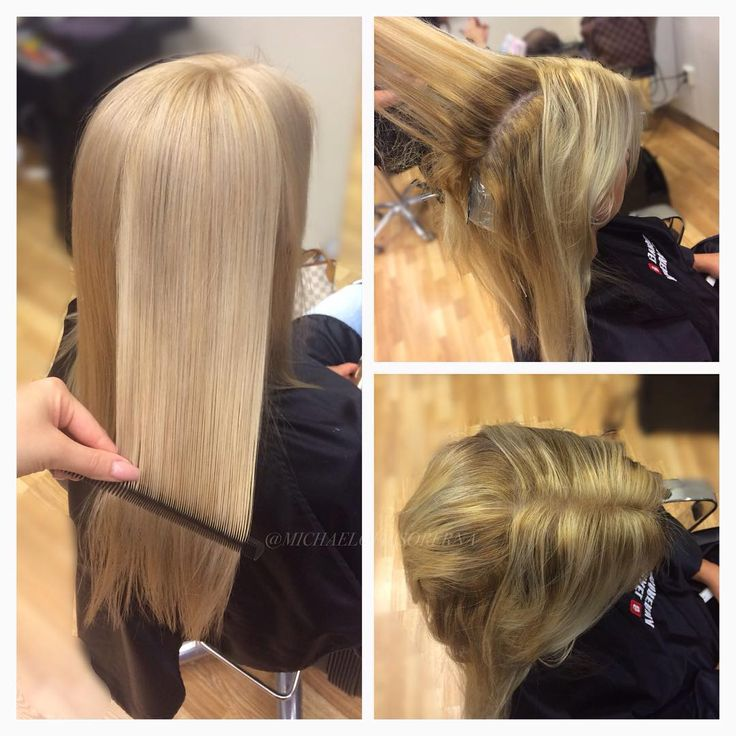 Från ett missfärgat hår till ett fantastiskt #blonde resultat . Ammi punkt #färgar / #bleker för att få ett jämnt resultat . Jobbar med #Olaplex #olaplexsweden för att skydda håret .  #michaelofrisorerna #hairpassion #stockholm #ombre #ombrehår #ombrehair #balayage #olaplex #olaplexsweden #hair #hairstyle #hairstylist #hår #haircolour #hairfashion #Longhair #hairdresser #blondehair #blonde #brownhair #curlyhair