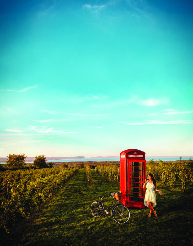 """If you're one of those people who like to discover """"the next big thing"""", then Nova Scotia's wine country is your hidden gem."""
