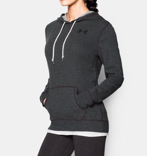 Damen Frottee-Pullover UA Favorite