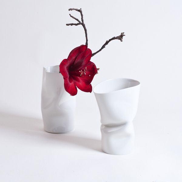 The vase ONDULADO from AR-Design by DaWanda.com