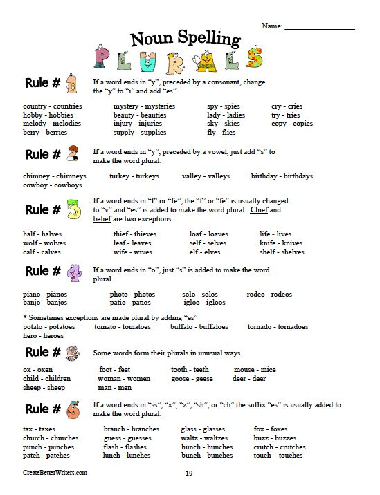 Printables Spelling Rules Worksheets 1000 ideas about spelling rules on pinterest plural for nouns fun worksheet to review noun the book