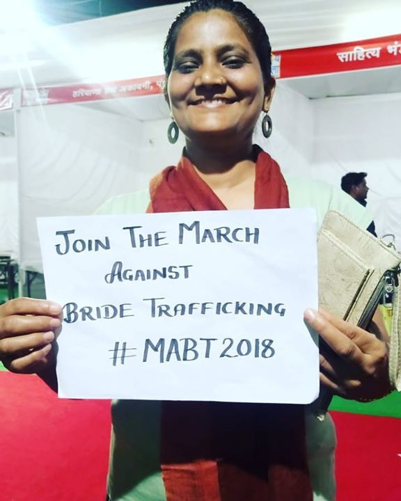 About 10 million girls are married off each year before the age of 18 worldwide.  One third of such marriages happen in India itself.  Support and donate to #mabt2018  Visit www.empowerpeople.in  #Slavery #people #india #Assam #westbengal #jharkhand #bihar #uttarpradesh #delhi #nepal #bangladesh #haryana #southeastasia #asia #youthkiawaz #india #humanrights #humanity #humantraffickingawareness #womensmarch #womenempowerment#indianmedia #youths #news #uk #usa #sweden #norway #germany…