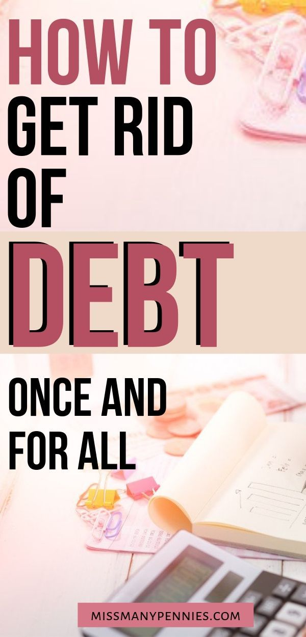 How To Pay Off Debt Once And For All – Budget