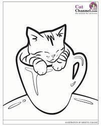 Risultati Immagini Per Disegni Di Gattini Facili Da Disegnare