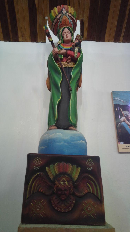 'Autonomía artesanal' es una ofrenda, Kamëntsang Obyashjachëng, o una celebración a los que han alcanzado el conocimiento kamsá.