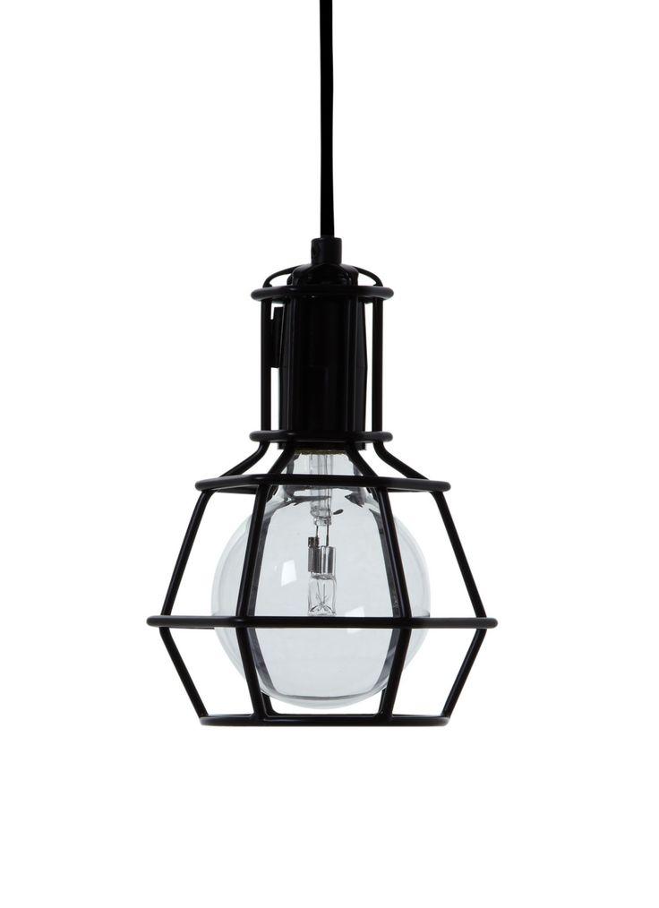 Via De Bijenkorf   Design House Stockholm Work Lamp   €135