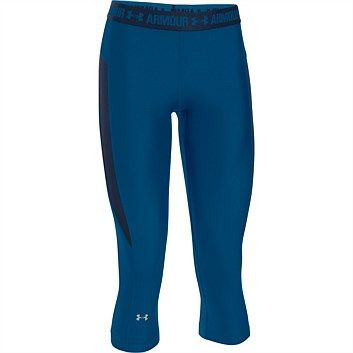 Under Armour Womens Heatgear Coolswitch Capri