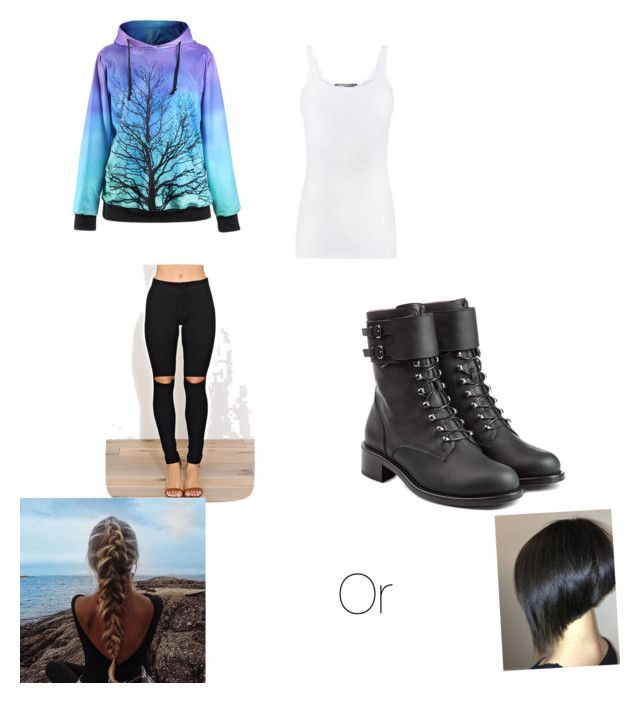 Y/n clothes #1 by the-cheshire-kat on Polyvore featuring Vince and Philosophy di Lorenzo Serafini