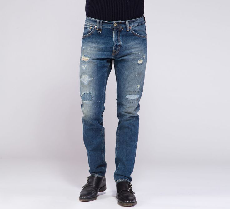 MPT170 - Cycle #cyclejeans #denim #jeans #cycle #jeans #men #apparel #fall #winter #collection #rippedjeans #rips