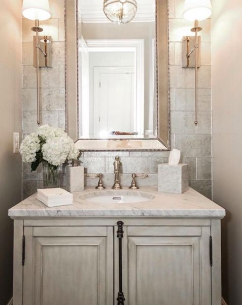 Our Guest Bathroom Would Like To Look This
