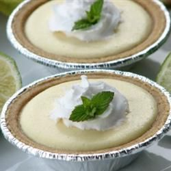 key lime pie vii from allrecipes; 13 pts.