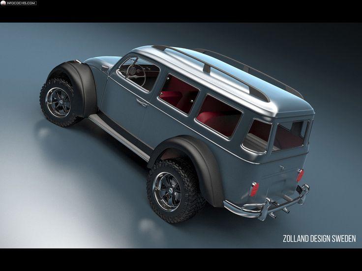 Fotos del Bo Zolland Volkswagen Beetle 4x4 - 1 / 6