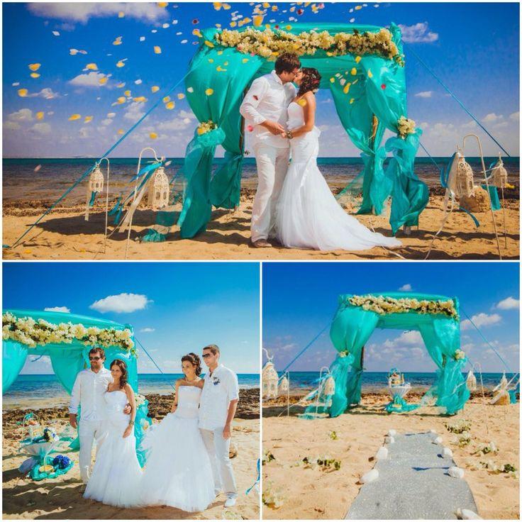Выездная церемония на пляже от My Dream Wedding