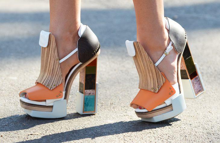 arquitectonic heels