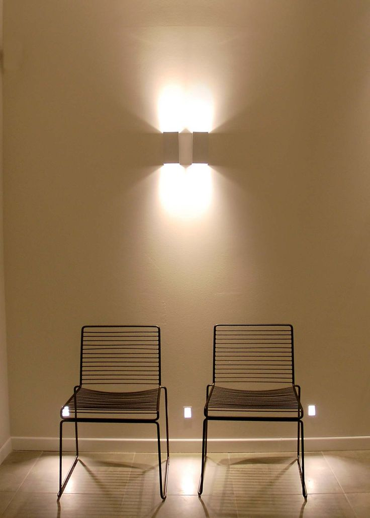 DIRECT-INDIRECT LIGHT WALL LIGHT MARUPE BY FLEXALIGHTING ...