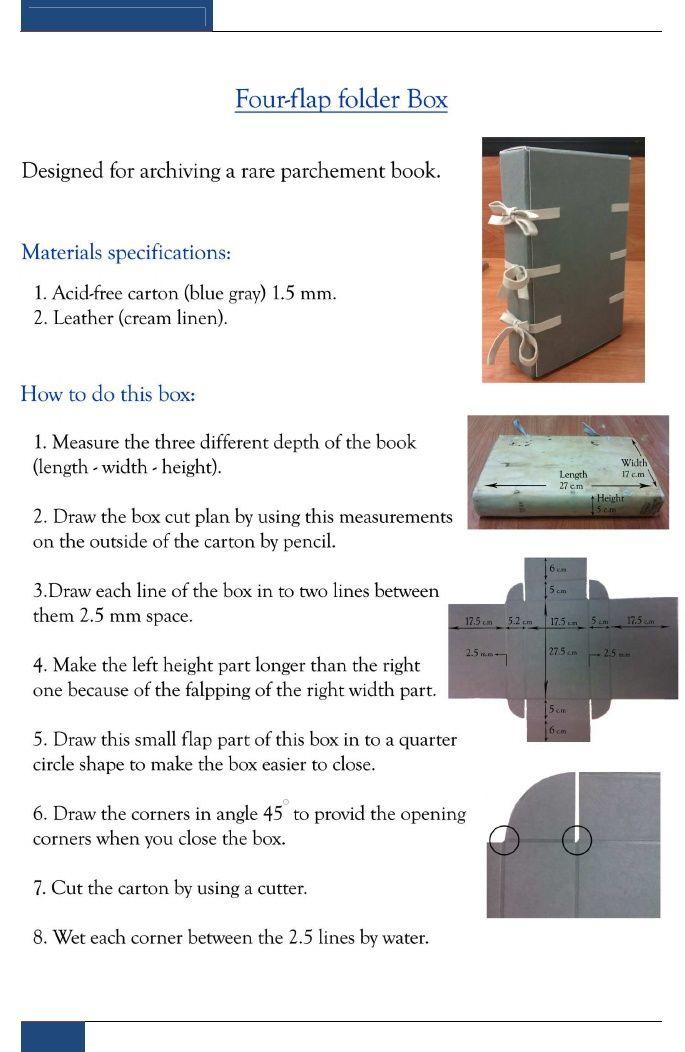 Archiving Saving Box tutorial by Hadeer Shawky - Academia.edu