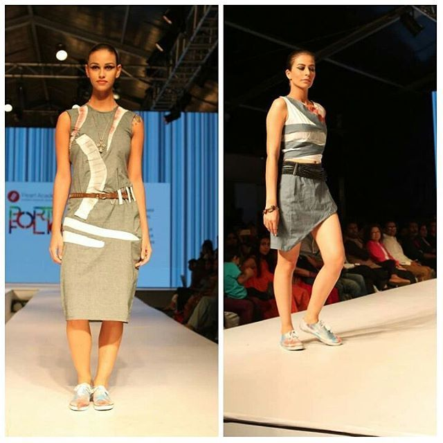 The first batch of Pearl Academy- Noida finally graduated with flying colours and excellent designs on the ramp. Know more about Pearl Academy-www.collegesearch.in/colleges/Pearl_Academy_-_Noida