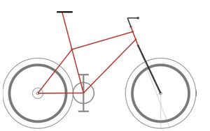 Bicycle Gear and Geometry Calculator