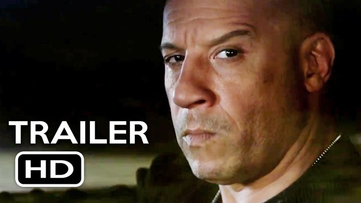 The Fate of the Furious Official Trailer #1 (2017) Vin Diesel, Dwayne Jo...