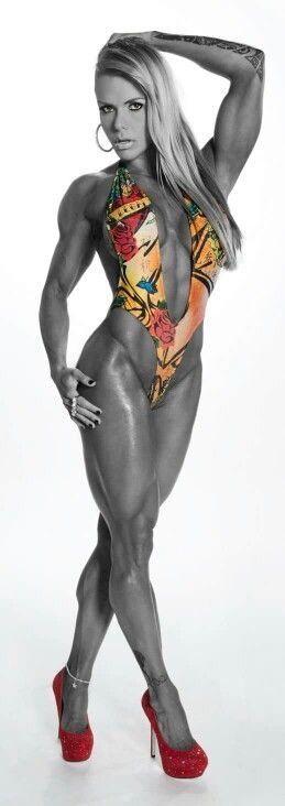 Larissa Reis【IFBB Pro】