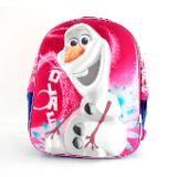 Mochila Espalda Olaf 3d Frozen