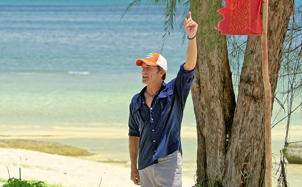 Back in 2005, I traveled to the island of Contadora in Panama for an Entertainment Weekly story on the possible departure of Jeff Probst as host of Survivor. Filming was about to commence on Survivor: Panama — Exile Island, which would be the 12th installment of the reality franchise, and Probst's contract was up after the season wrapped.