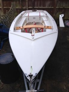 Porter Wanderer for sale UK, Porter boats for sale, Porter used boat sales, Porter Sailing Dinghies For Sale wanderer MD 1569 - Apollo Duck