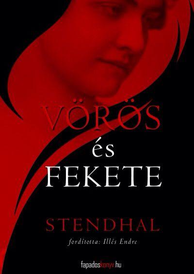 Stendhal - Vörös és fekete