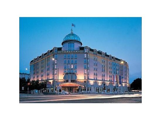 The classic Sobieski hotel in Warsaw city centre http://www.radissonblu.com/sobieski-warsaw/location