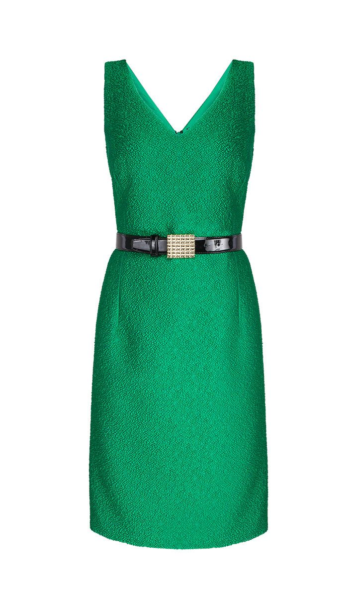 Emeral green dress | Carlisle Collection | Per Se | Collections | Lookbook | Carlisle | Holiday 2013 | 29